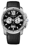 Cartier Calibre Chronograph W7100060