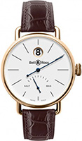 Bell & Ross Vintage WW1 Heure Sautante Pink Gold