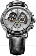 Zenith. Style # : 03.1260.4047/02.C505. Chronomaster Open Grande Date Moonphase