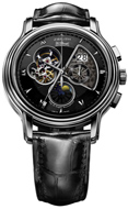 Zenith. Style # : 03.1260.4047/22.C505. Chronomaster Open Grande Date Moonphase