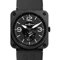Bell & Ross BR-S Matte Ceramic Black
