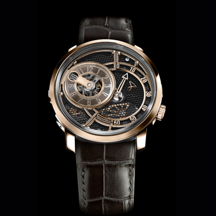 Hautlence HLC02 Pink Gold, Titanium  	Limited Edition to 88 exemplaires