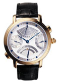 Maurice Lacroix Masterpiece Calendrier Retrograde 18kt Rose Gold. Style #: mp7018-pg101-930. МУЖСКИЕ. Swiss Made.ПРЕДВАРИТЕЛЬНЫЙ ЗАКАЗ