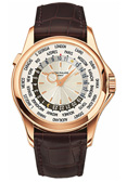 Patek Philippe. Style # : 5130R-001 Complications World Time.