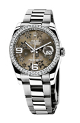 Rolex 116244 Datejust   Diamond